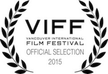 official selection of the Vancouver film festival